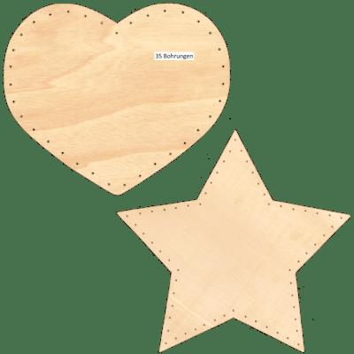 Sperrholz Formen
