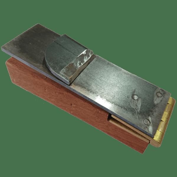 Schienenhobel Markhobel für Peddigrohr & Weide
