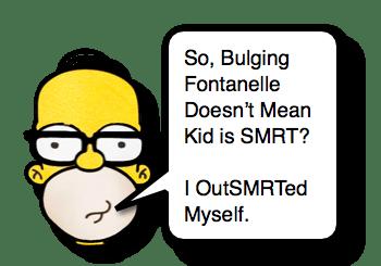 Bulging Fontanelle