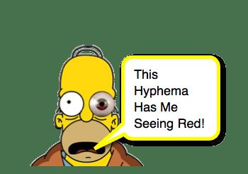 Traumatic Hyphema