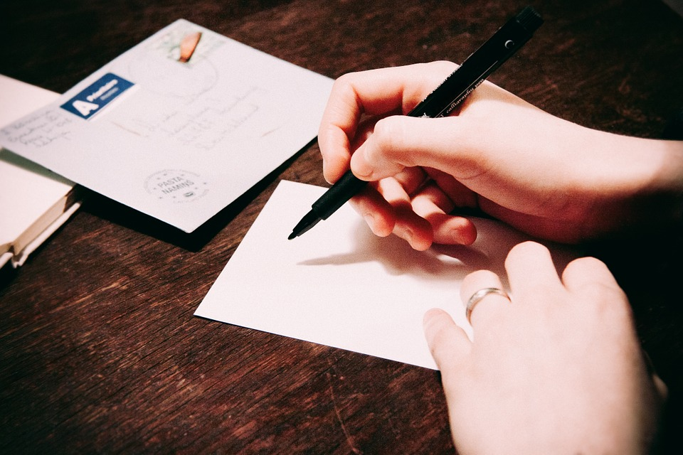 Image result for writing a letter