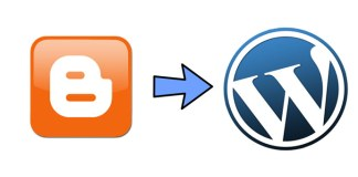 BlogSpot Blog to WordPress