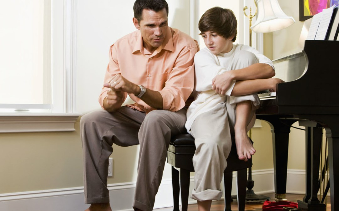 ¿Cómo decirle a mi hijo que tiene cáncer o una enfermedad grave?