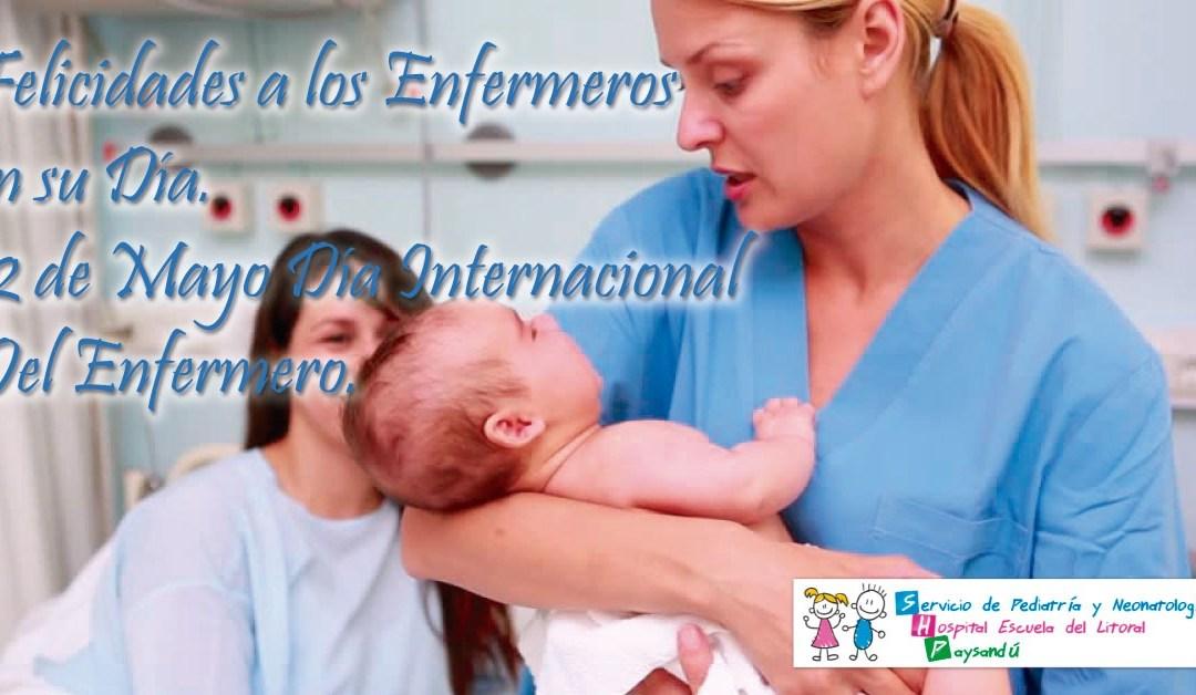 12 DE MAYO DIA INTERNACIONAL DE LA ENFERMERÍA
