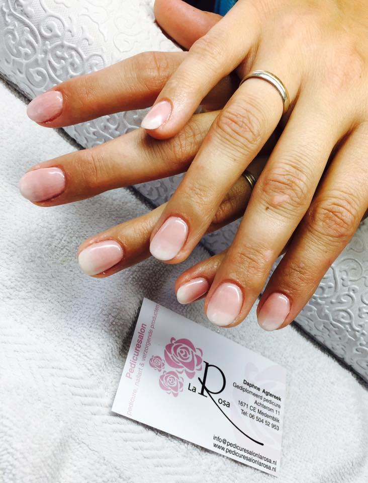 Pedicuresalon La Rosa   Manicure