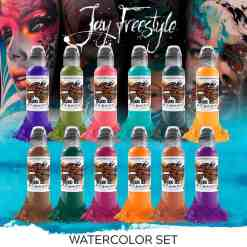 jay freestyle watercolor ink set