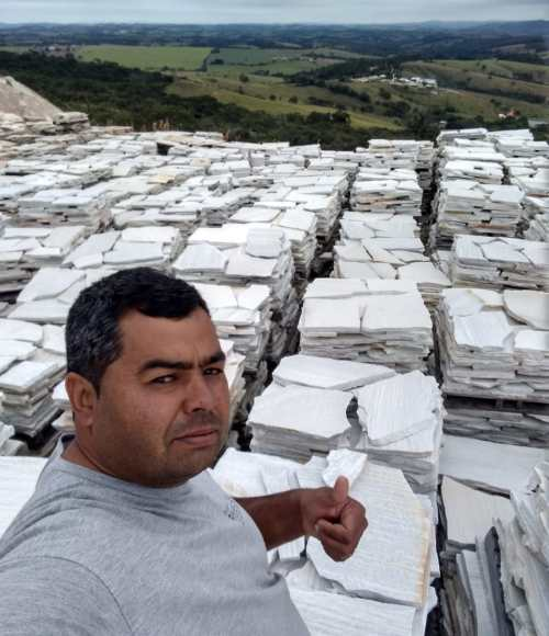 Gerente de Vendas Pedra São Tomé