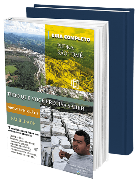 Ebook Pedra SaoTome