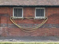 Edificio sonriente