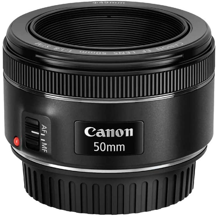 Objetivo Canon 50 mm f 1.8 comprar en amazon