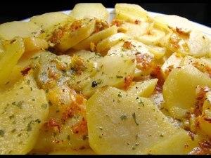 Patatas con Ajo y Vinagre