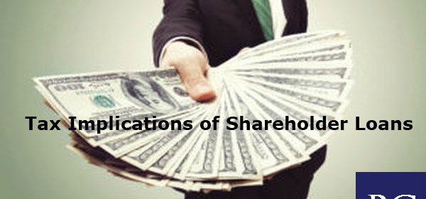 Tax Implications of Shareholder Loans