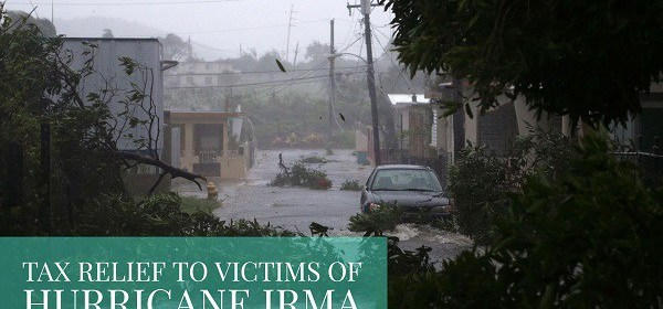 2017 Hurricane Relief: IRS provides safe harbor for determining casualty loss to a home