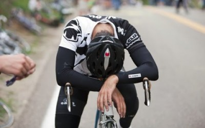 Síndrome del sobreentrenamiento en ciclistas no profesionales