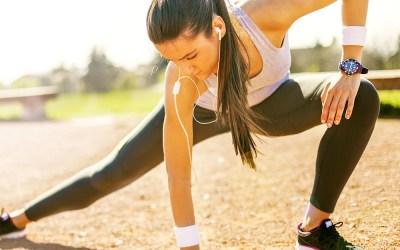 Estiramientos y rendimiento físico