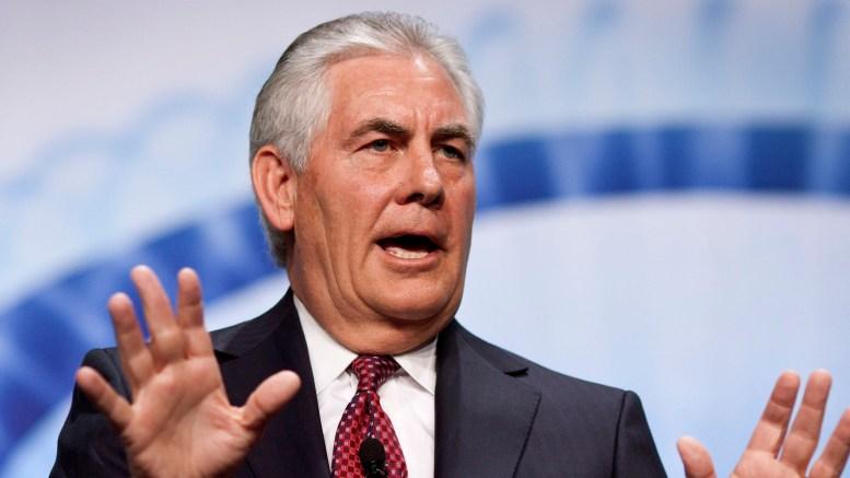 Tillerson y Venezuela - Tillerson y Venezuela