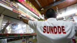 Ejecutivo evalúa nuevo sistema y reingeniería de la Sundde para controlar precios - Ejecutivo evalúa nuevo sistema y reingeniería de la Sundde para controlar precios