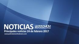 Principales noticias 25 de febrero 2017 - Principales noticias 24 de febrero 2017