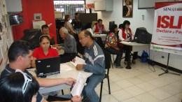 Paga el ISLR Seniat laborará en horario extendido durante marzo - Paga el ISLR! Seniat laborará en horario extendido durante marzo
