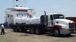 Arribaron al país 160 mil sacos de fertilizantes - Arribaron al país 160 mil sacos de fertilizantes