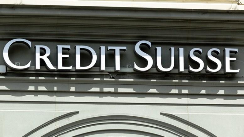 Credit Suisse cuenta con 130 millones de euros para demandas - Credit Suisse cuenta con 130 millones de euros para demandas