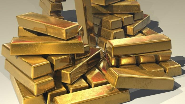 Oro cayó a mínimos de 3 semanas - Oro cayó a mínimos de 3 semanas