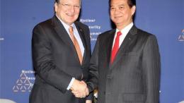 """Vietnam concretó un """"negoción"""" con la UE - Vietnam concretó un """"negoción"""" con la UE"""
