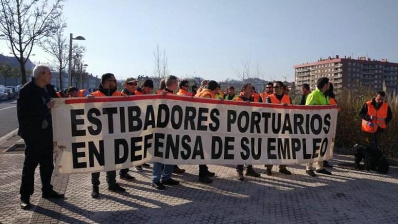El disgusto llegó a puertos españoles - El disgusto llegó a puertos españoles