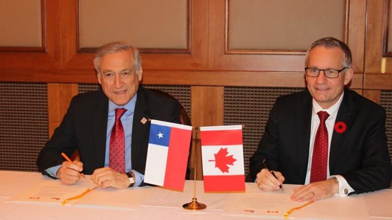 La verdad detrás del TLC entre Canadá y Chile - La verdad detrás del TLC entre Canadá y Chile