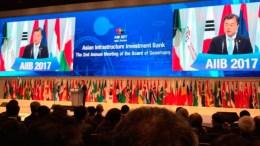 Pdvsa dijo presente en reunión anual del AIIB - Pdvsa dijo presente en reunión anual del AIIB