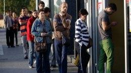 Desempleo sigue dando dolores de cabeza a la UE - Desempleo sigue dando dolores de cabeza a la UE