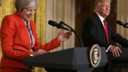 """La verdad detrás del potente acuerdo comercial entre EEUU y Reino Unido - La verdad detrás del """"potente"""" acuerdo comercial entre EEUU y Reino Unido"""