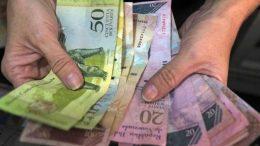 Salario mínimo se ubicó en Bs. 250.531 - Salario Venezolano mínimo se ubicó en Bs. 250.531