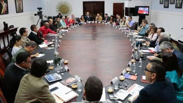 ANC construye modelo productivo junto al Consejo de Economía - ANC construye modelo productivo junto al Consejo de Economía