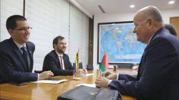 Gobierno venezolano evalúa cooperación con Bielorrusia - Gobierno venezolano evalúa cooperación con Bielorrusia
