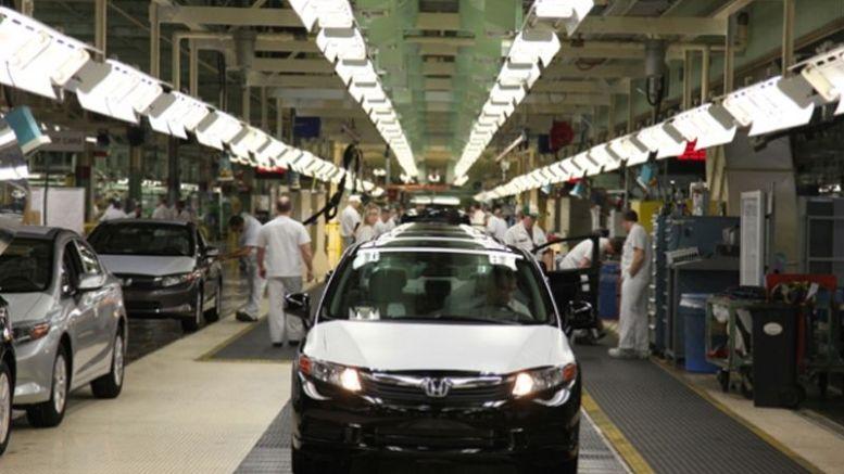 El negro panorama del sector automotor británico - El negro panorama del sector automotor británico