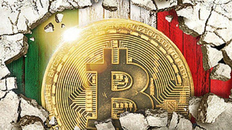 México no quiere ni en pintura al Bitcoin - México no quiere ni en pintura al Bitcoin