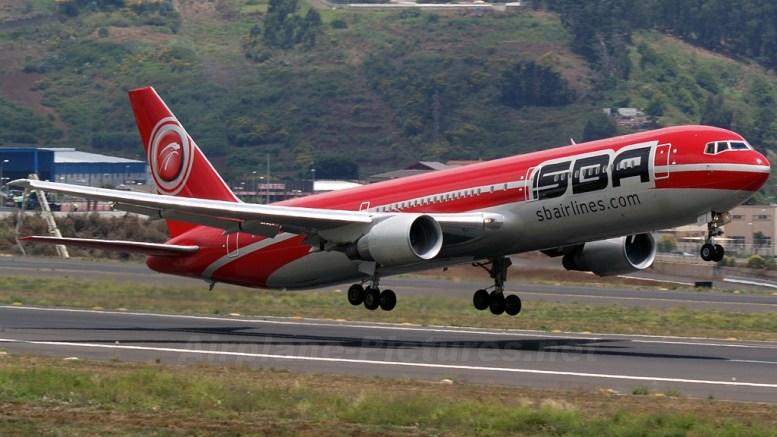 Santa Bárbara Airlines reinició vuelos Caracas Miami - Santa Bárbara Airlines reinició vuelos Caracas-Miami