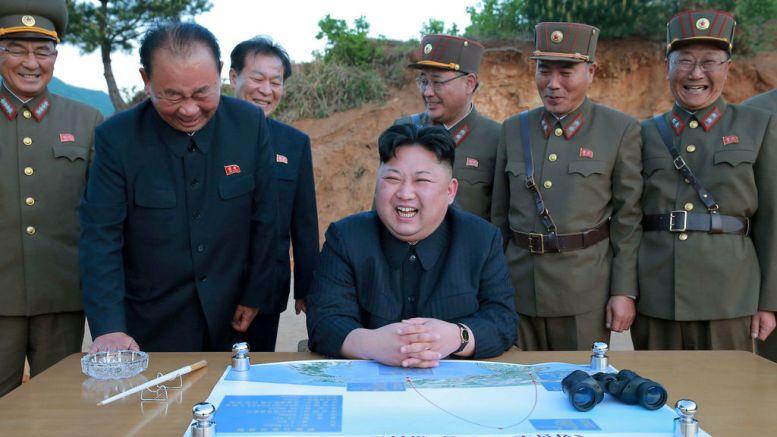 A la economía norcoreana no le pesan las sanciones - A la economía norcoreana no le pesan las sanciones