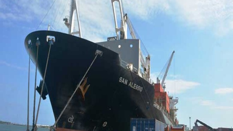 Alimentos material industrial y autopartes arribaron a Carabobo - Alimentos, material industrial y autopartes arribaron a Carabobo