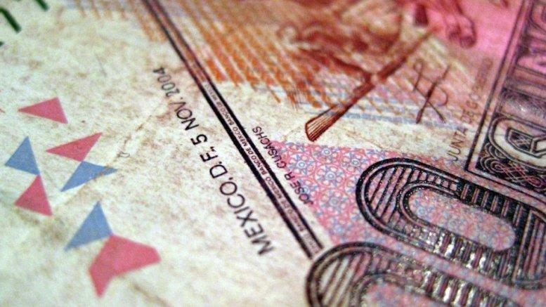 Peso mexicano en picada ante renegociación del TLCAN - Peso mexicano en picada ante renegociación del TLCAN