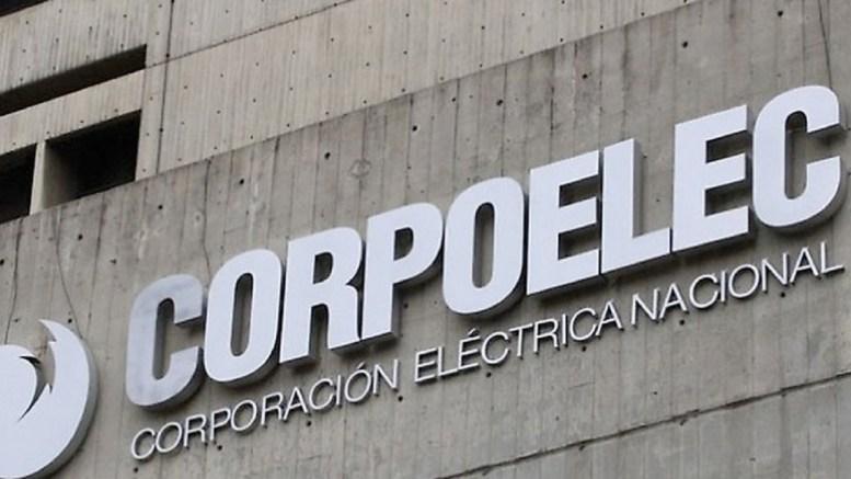 Corpoelec pagó intereses a tenedores del bono EDC2018 - Corpoelec pagó intereses a tenedores del bono EDC2018