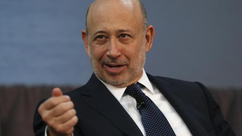 Lo que piensa el CEO de Goldman Sachs sobre las criptomonedas - Lo que piensa el CEO de Goldman Sachs sobre las criptomonedas