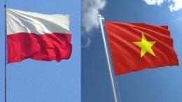 Superadas las expectativas con intercambio comercial entre Vietnam y Polonia - Superadas las expectativas con intercambio comercial entre Vietnam y Polonia
