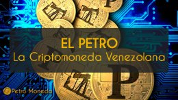 Criptomoneda venezolana 1 Petro 1 barril de petróleo - ¡Criptomoneda venezolana! 1 Petro = 1 barril de petróleo