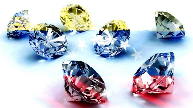 Pase libre Venezuela iniciará comercialización de diamantes - ¡Pase libre! Venezuela iniciará comercialización de diamantes