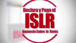 Atención contribuyente Ya puedes cancelar el ISLR - ¡Atención contribuyente! Ya puedes cancelar el ISLR
