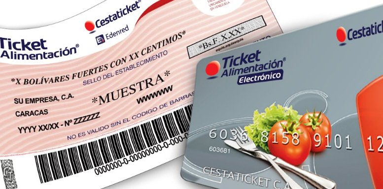 Atención trabajadores Pago con cestatickets podrían ser fiscalizados - ¡Atención trabajadores! Pago con cestatickets podrían ser fiscalizados