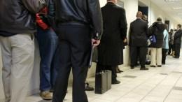 OMG Así se dispararon las solicitudes de subsidio por desempleo en EE. UU. - ¡OMG! Así se dispararon las solicitudes de subsidio por desempleo en EE. UU.