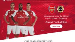 Hasta el Arsenal obtuvo un acuerdo de patrocinio con CashBet Coin - Hasta el Arsenal obtuvo un acuerdo de patrocinio con CashBet Coin